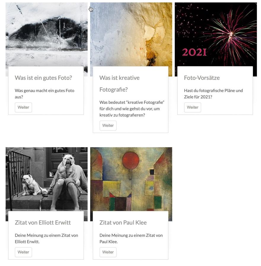 fotoclub, foto.kunst.kultur, Diskussion